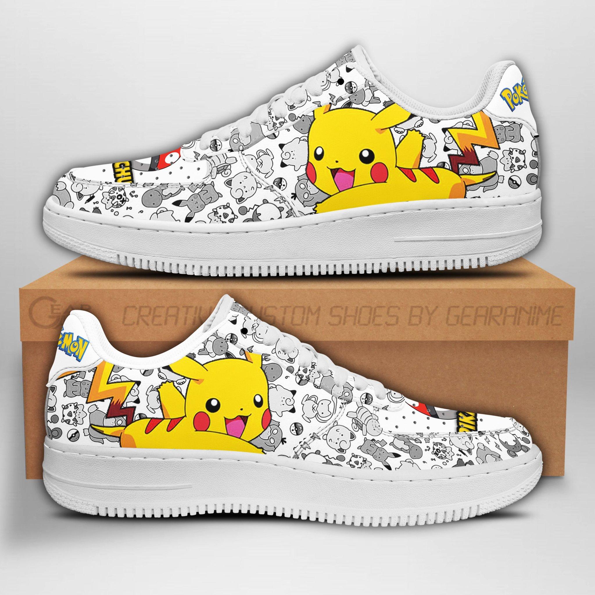nike pokemon shoes