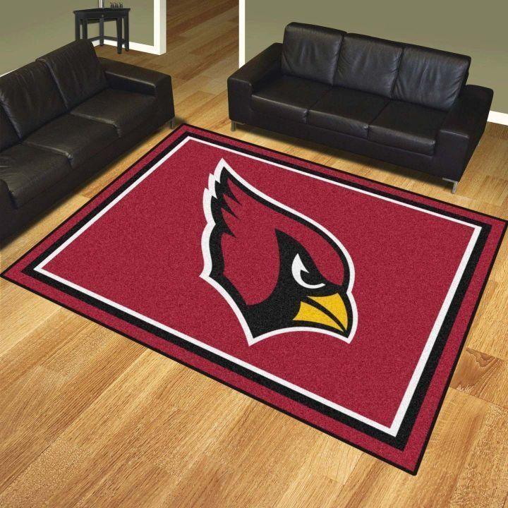 Amazon Arizona Cardinals Living Room Area No1967 Rug