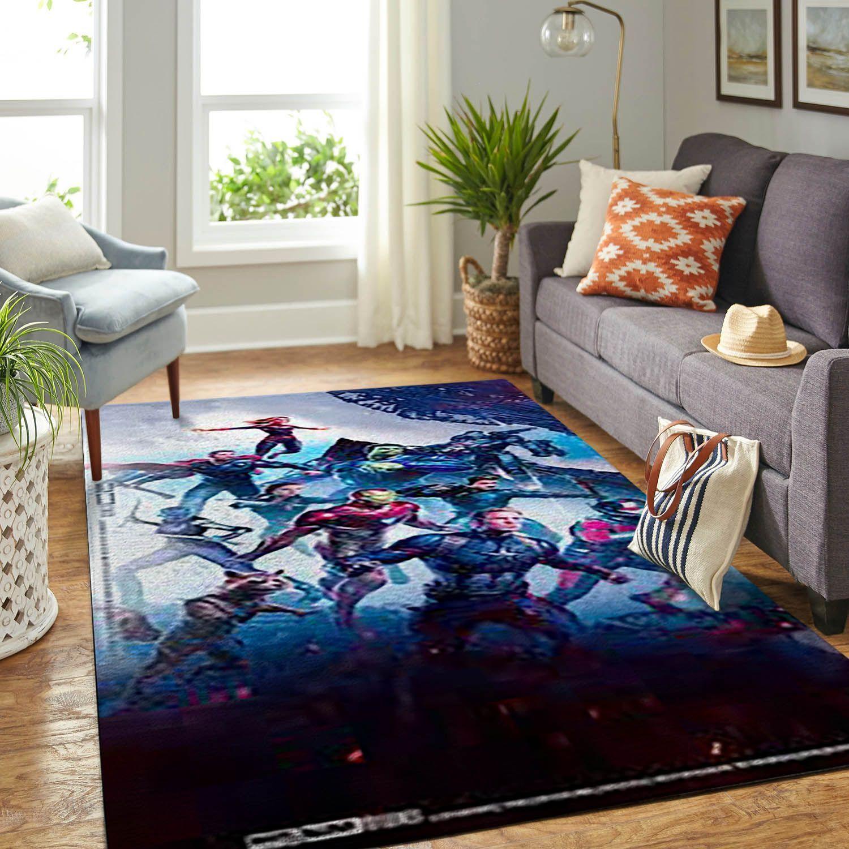 Amazon Avenger Endgame Living Room Area No5639 Rug