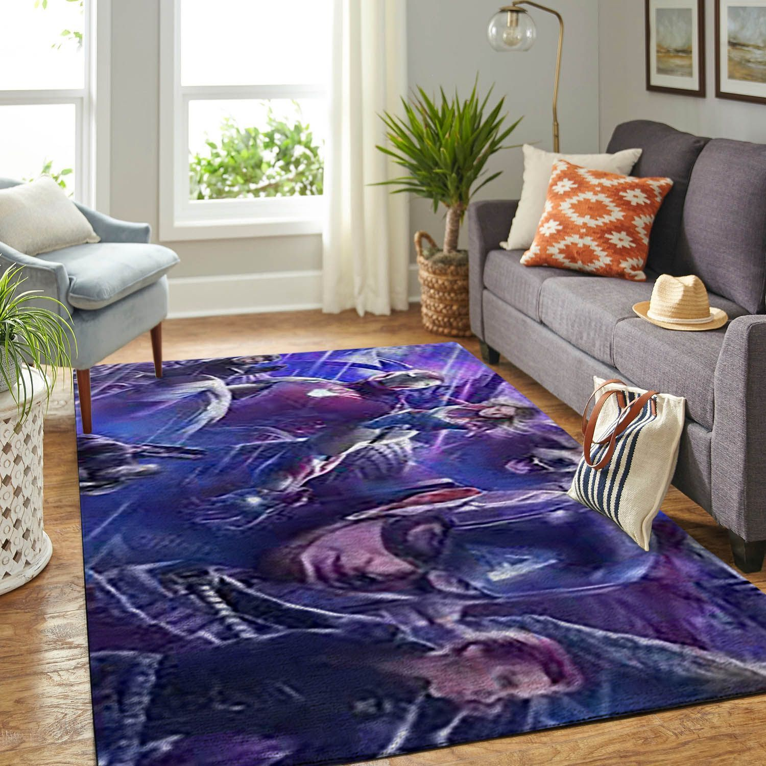 Amazon Avenger Endgame Living Room Area No5642 Rug