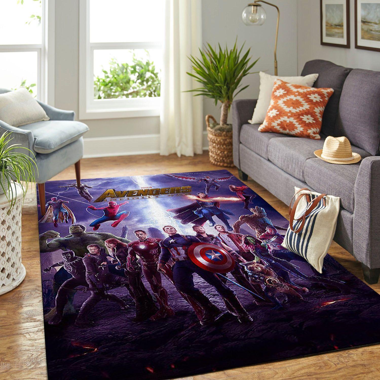 Amazon Avenger Endgame Living Room Area No5644 Rug
