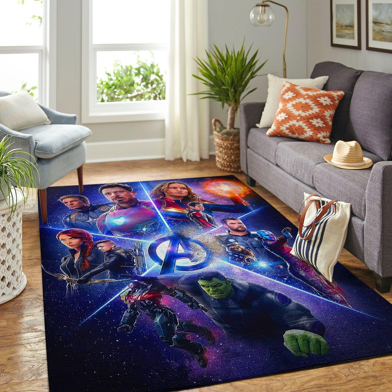 Amazon Avenger Endgame Living Room Area No5646 Rug