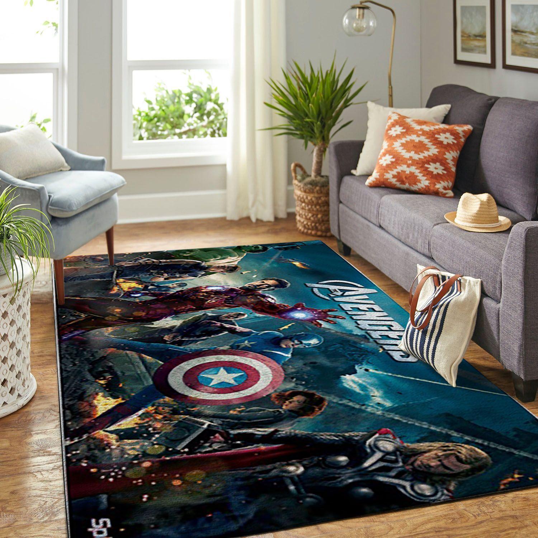 Amazon Avenger Endgame Living Room Area No5759 Rug