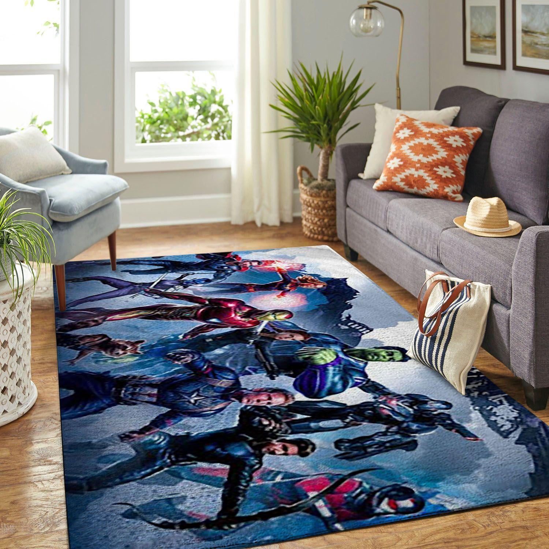 Amazon Avenger Living Room Area No5655 Rug