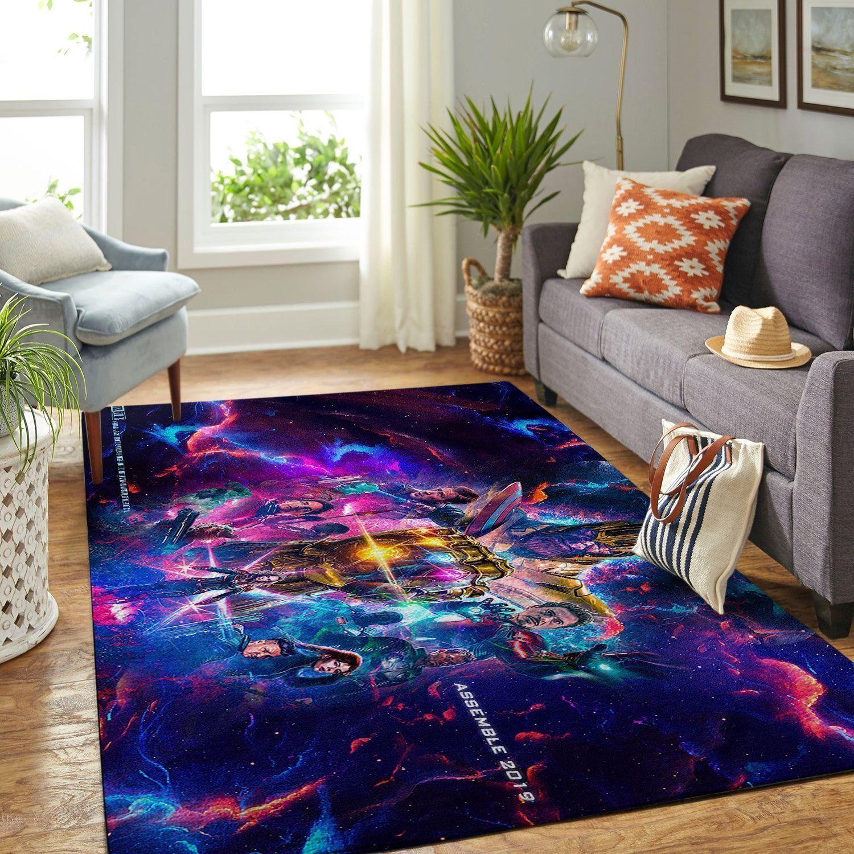 Amazon Avengers Living Room Area No5662 Rug