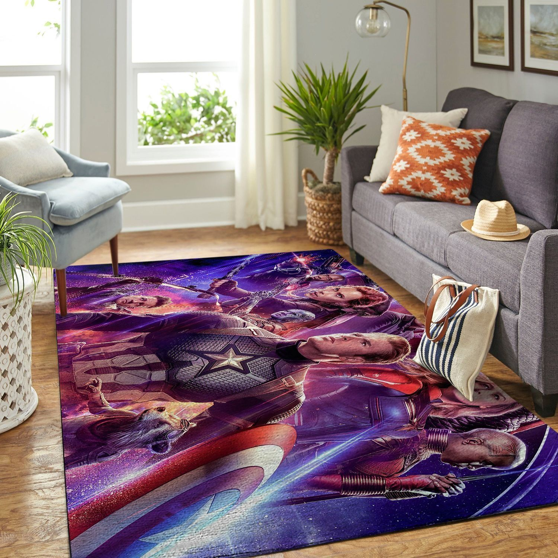 Amazon Avengers Living Room Area No5671 Rug