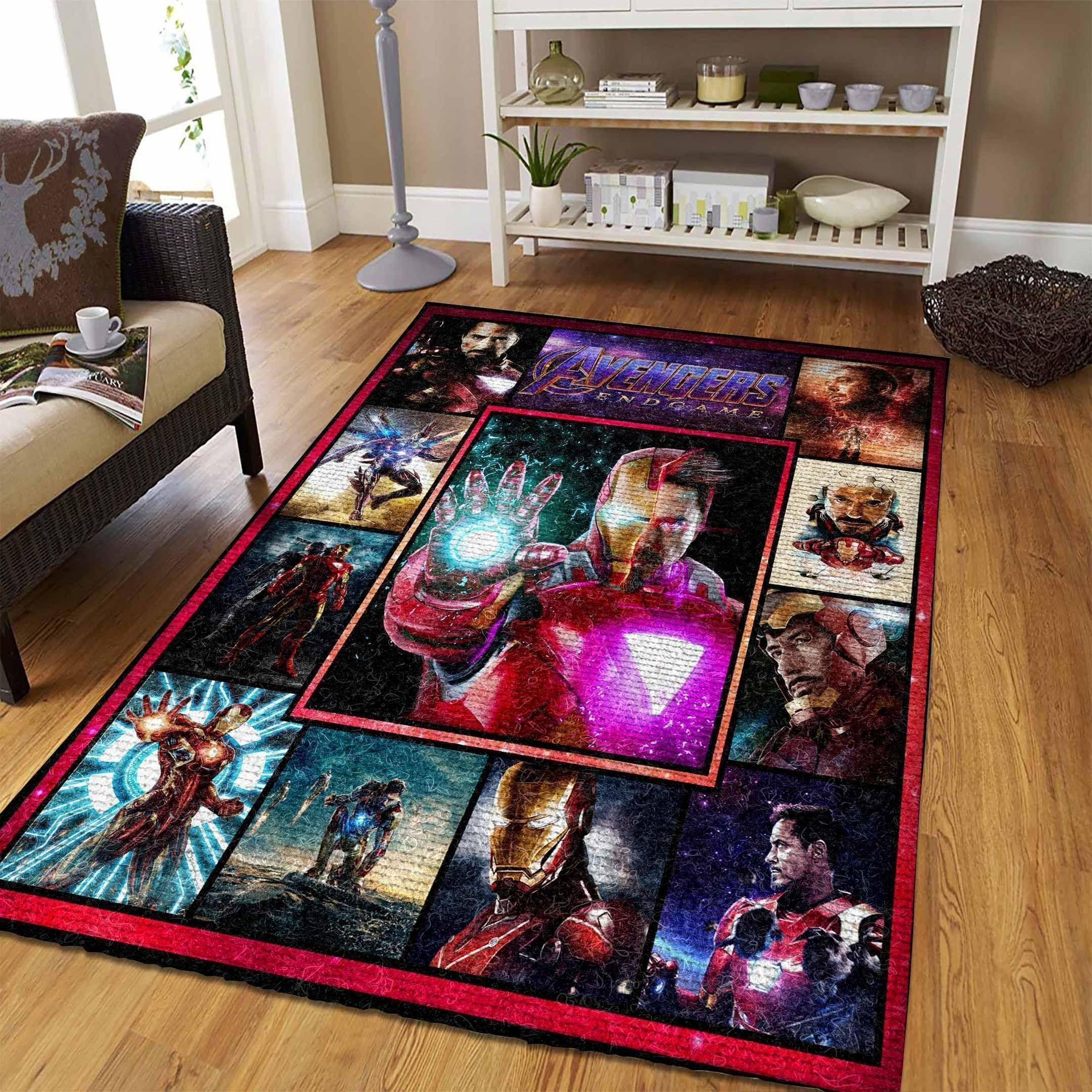 Amazon Avengers Living Room Area No5692 Rug