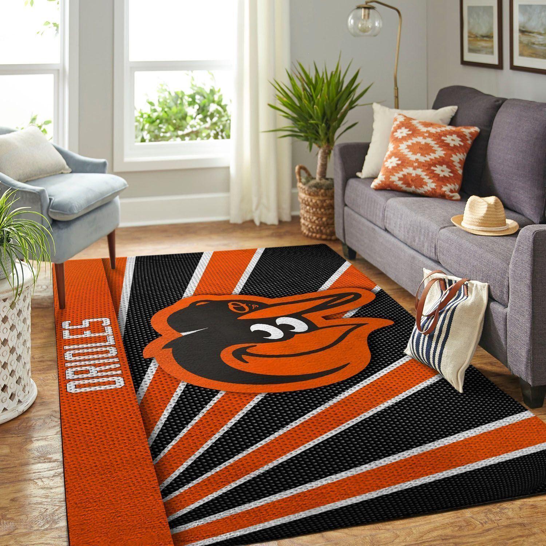 Amazon Baltimore Orioles Living Room Area No2129 Rug