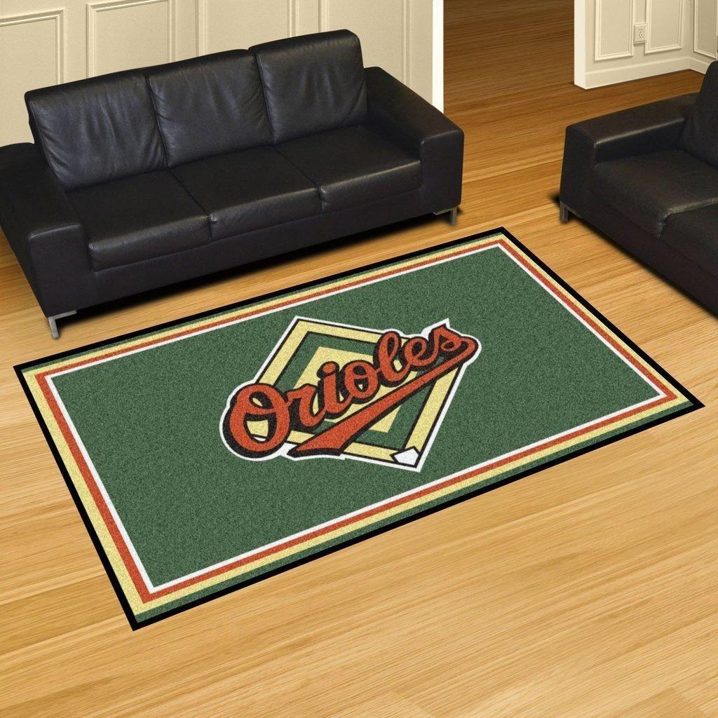 Amazon Baltimore Orioles Living Room Area No2133 Rug