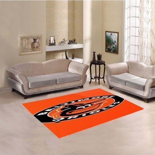 Amazon Baltimore Orioles Living Room Area No2137 Rug