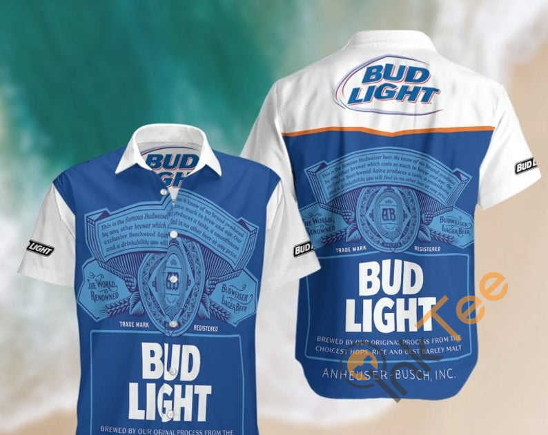 Amazon Best Selling Bud Light Hawaiian shirts