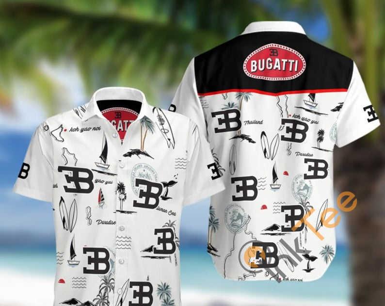 Amazon Best Selling Bugatti Summer Hawaiian shirts