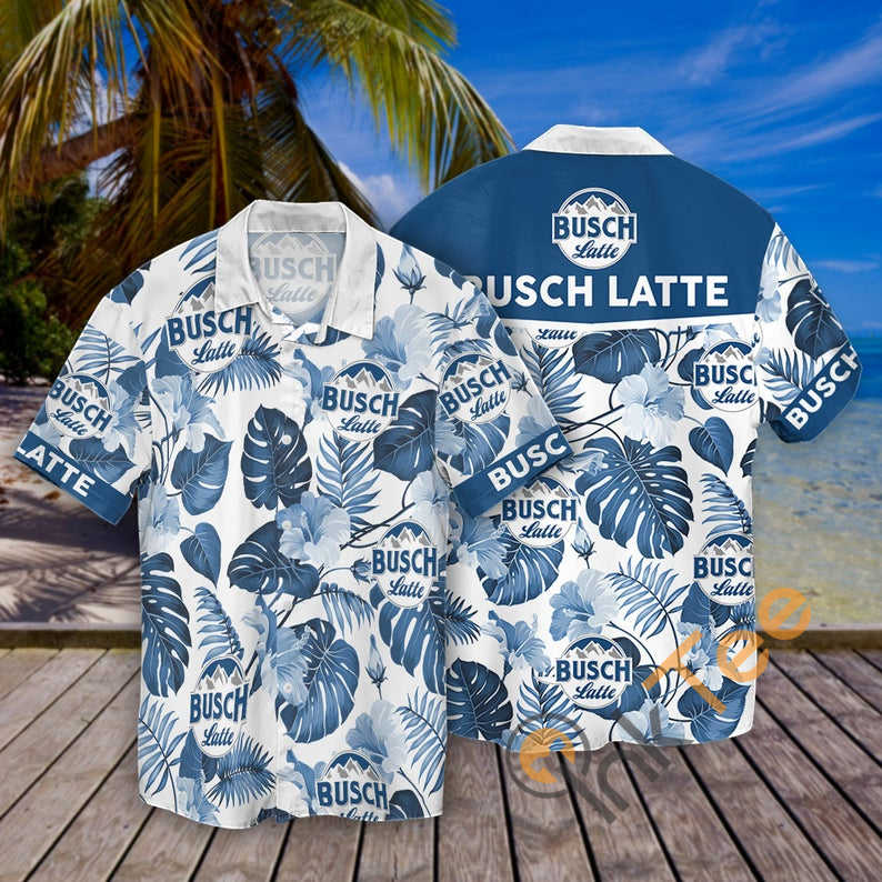 Amazon Best Selling Busch Light Released Limited Hawaiian shirts
