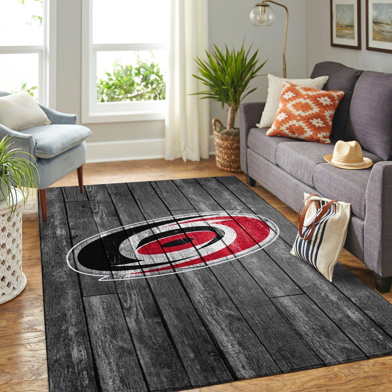 Amazon Carolina Hurricanes Living Room Area No2361 Rug