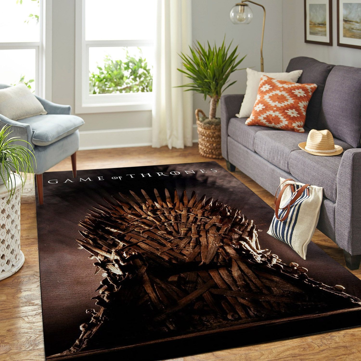 Amazon Game Of Thrones Living Room Area No6095 Rug