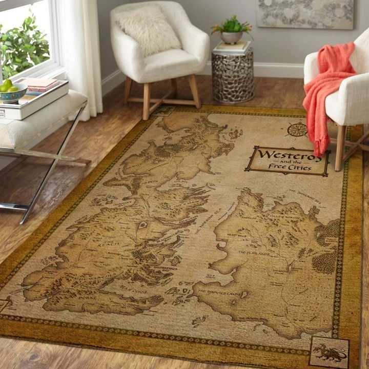 Amazon Game Of Thrones Living Room Area No6097 Rug