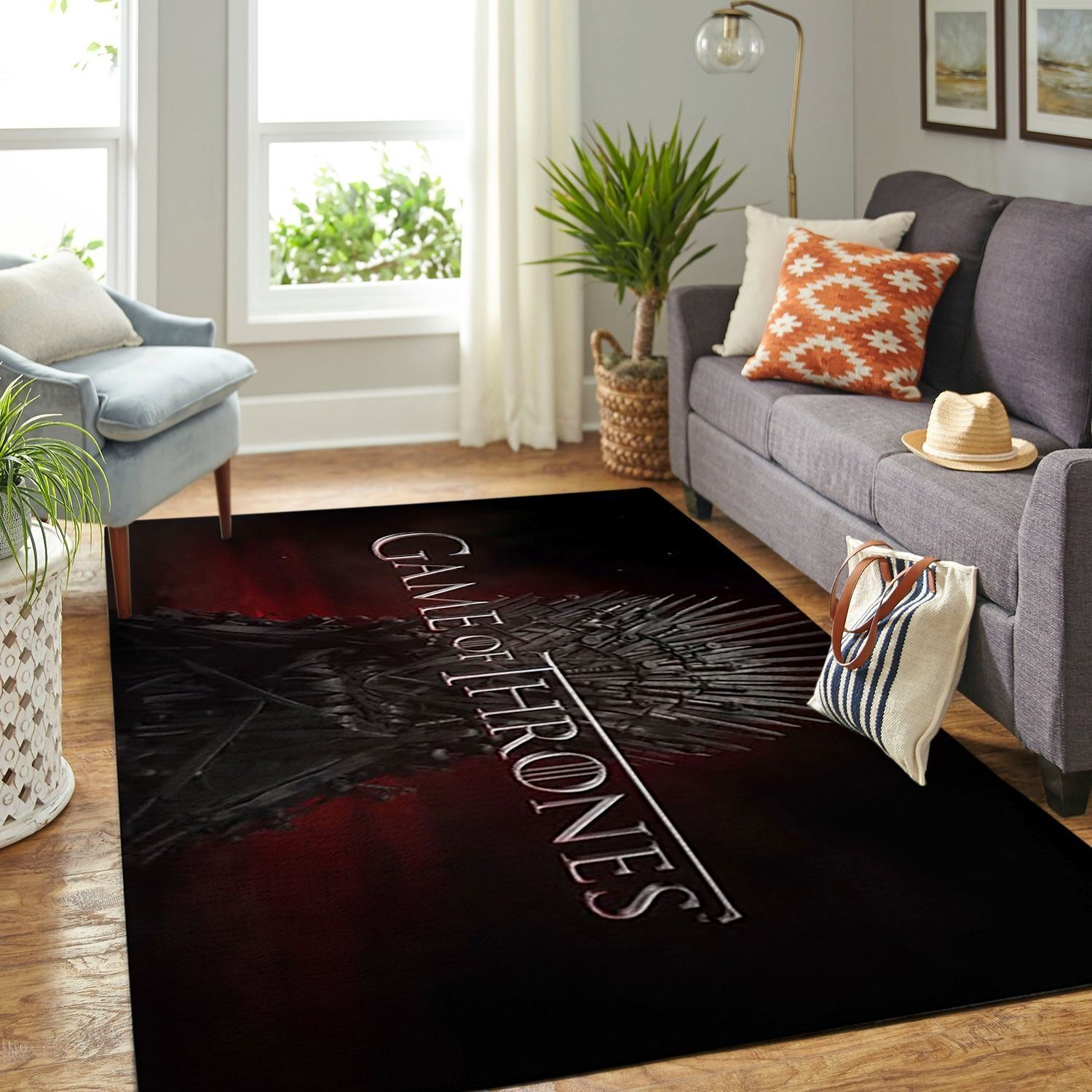 Amazon Game Of Thrones Living Room Area No6104 Rug