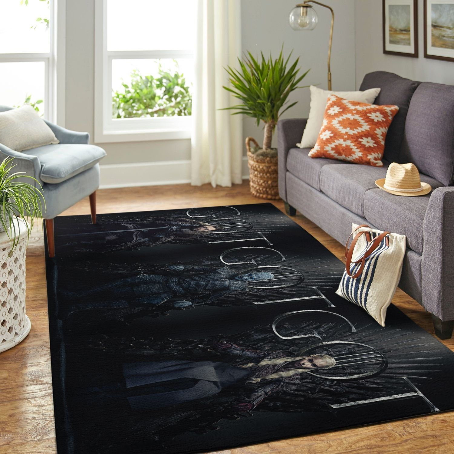 Amazon Game Of Thrones Living Room Area No6105 Rug