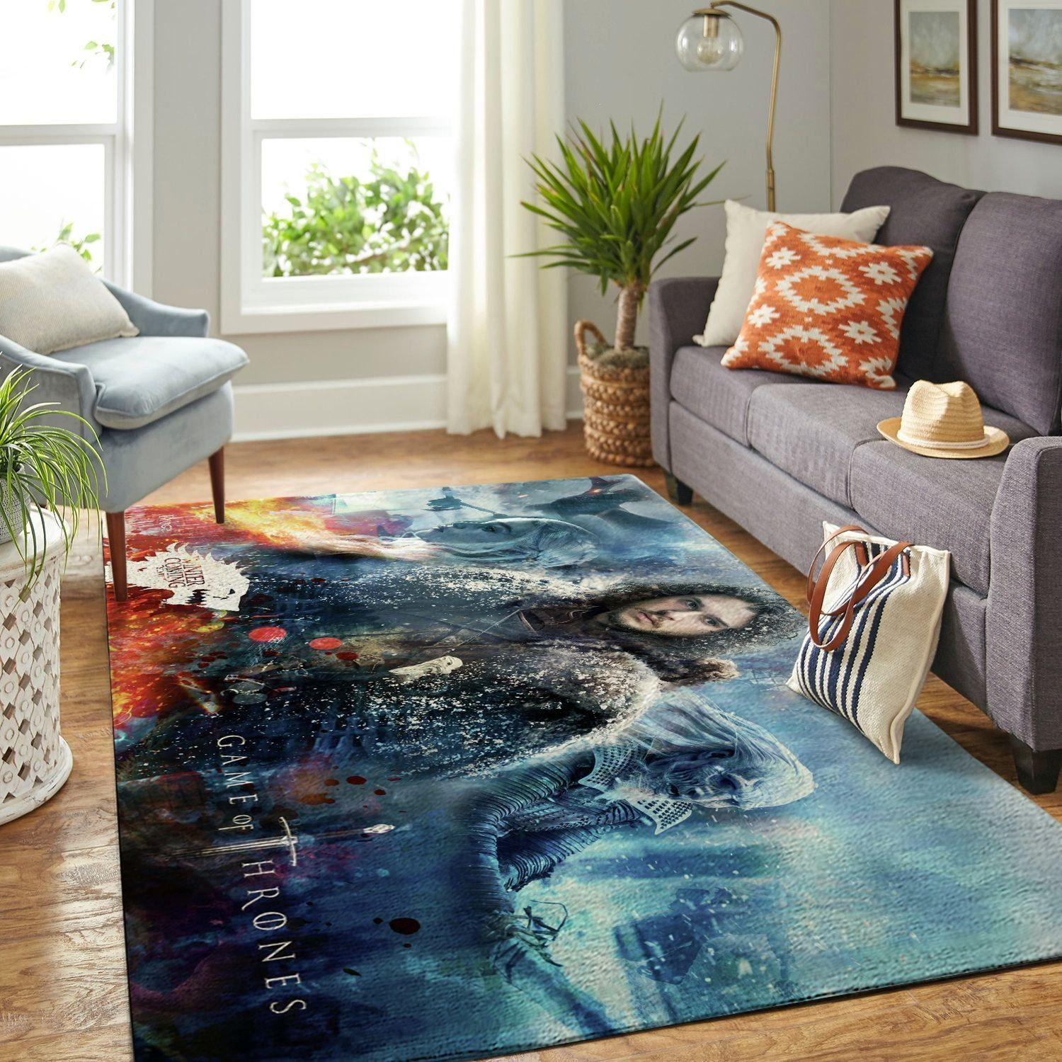 Amazon Game Of Thrones Living Room Area No6106 Rug