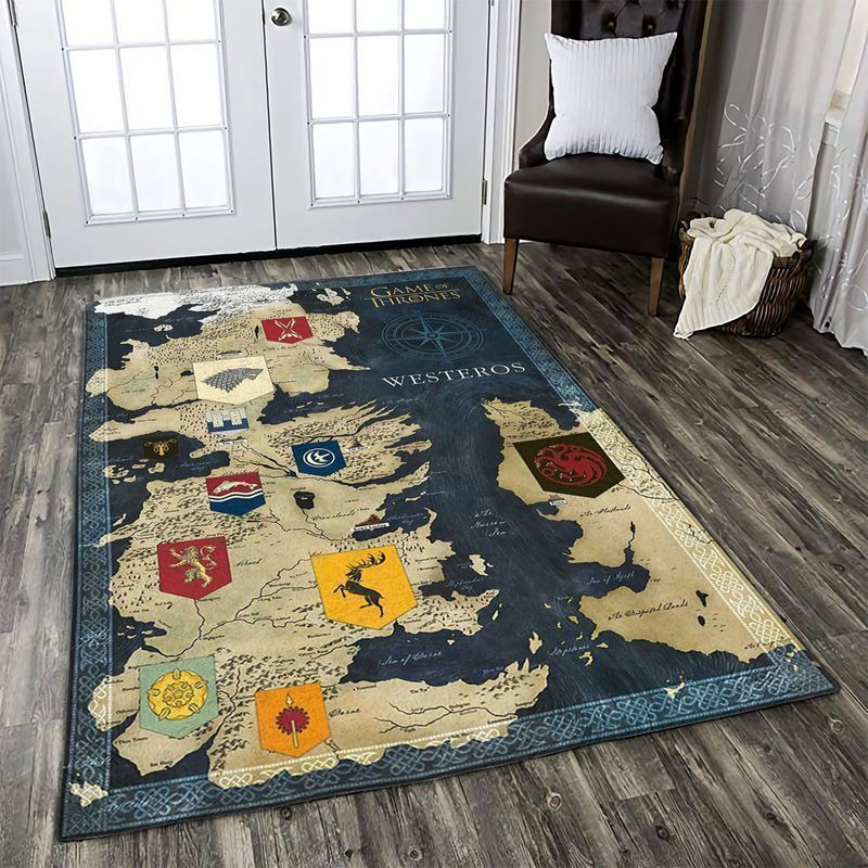 Amazon Game Of Thrones Living Room Area No6107 Rug