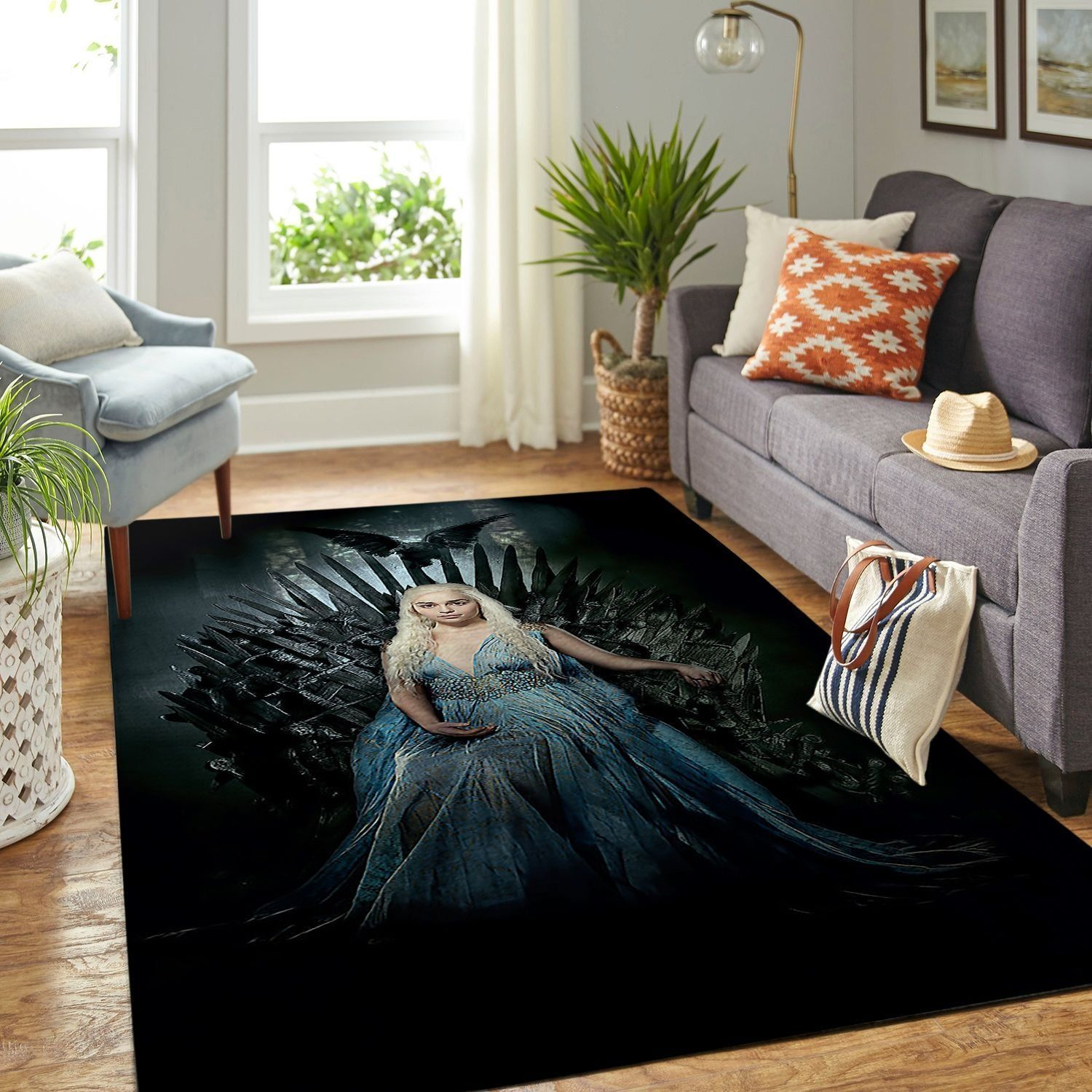 Amazon Game Of Thrones Living Room Area No6109 Rug