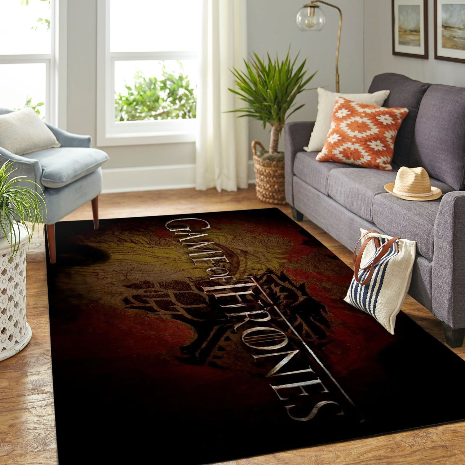 Amazon Game Of Thrones Living Room Area No6113 Rug