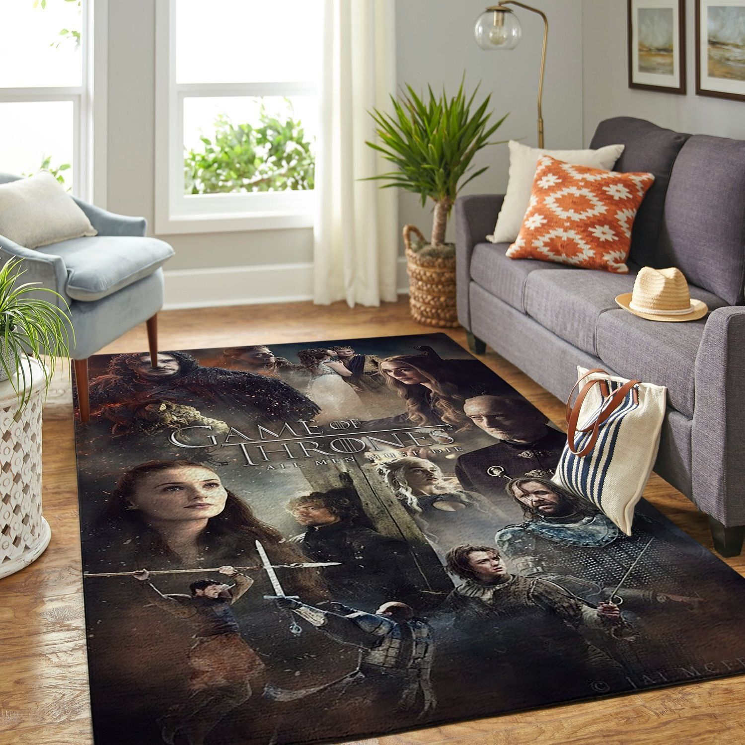 Amazon Game Of Thrones Living Room Area No6115 Rug