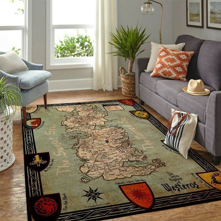 Amazon Game Of Thrones Living Room Area No6118 Rug