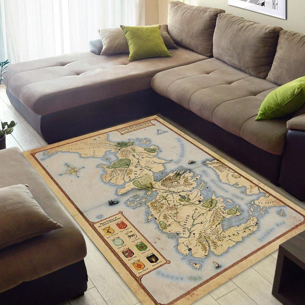 Amazon Game Of Thrones Living Room Area No6121 Rug