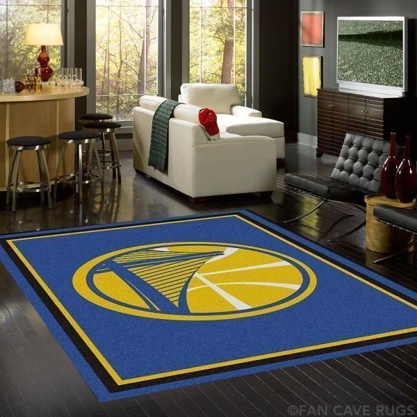 Amazon Golden State Warriors Living Room Area No3072 Rug