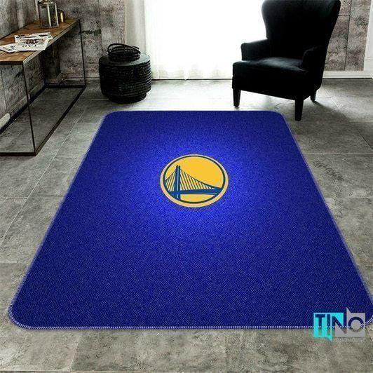 Amazon Golden State Warriors Living Room Area No3074 Rug