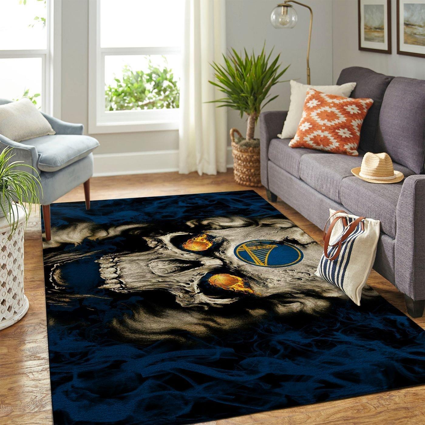 Amazon Golden State Warriors Living Room Area No3075 Rug