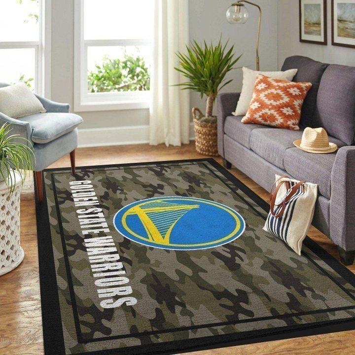 Amazon Golden State Warriors Living Room Area No3076 Rug