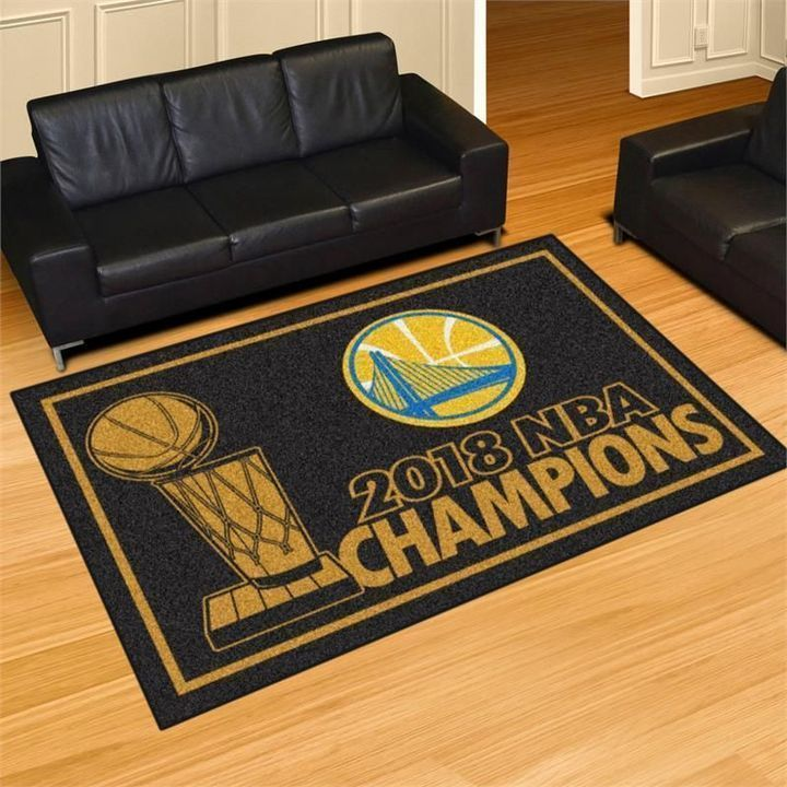 Amazon Golden State Warriors Living Room Area No3077 Rug