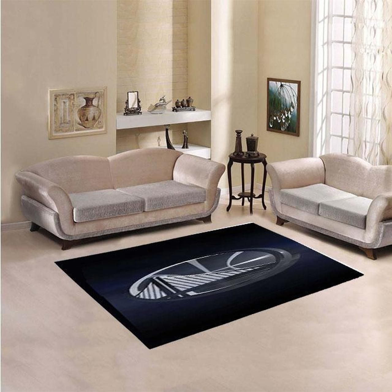 Amazon Golden State Warriors Living Room Area No3080 Rug