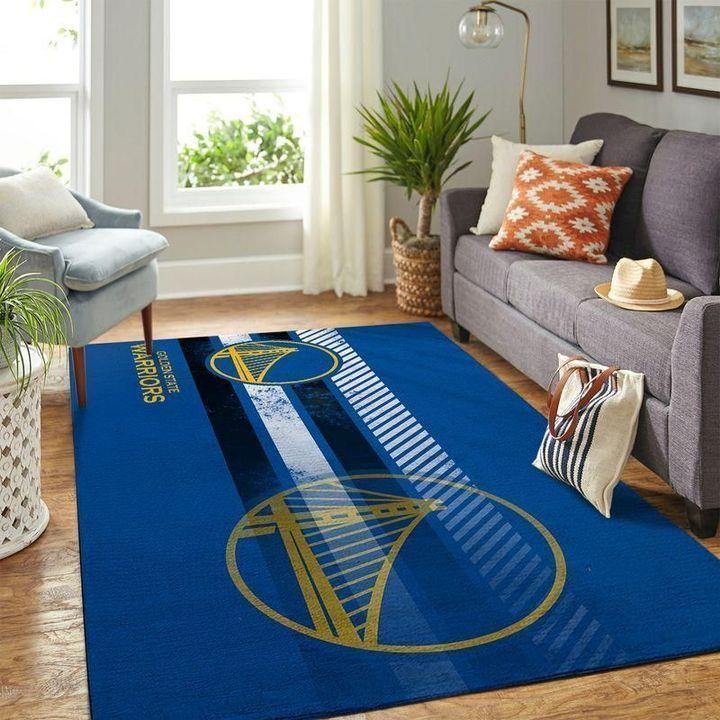 Amazon Golden State Warriors Living Room Area No3083 Rug