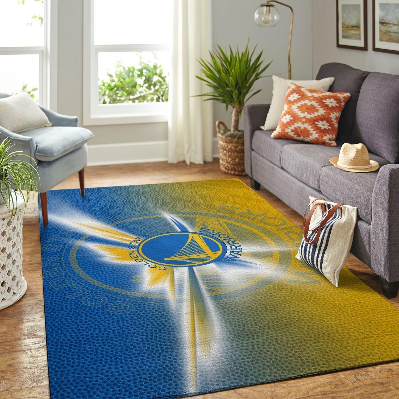 Amazon Golden State Warriors Living Room Area No3107 Rug