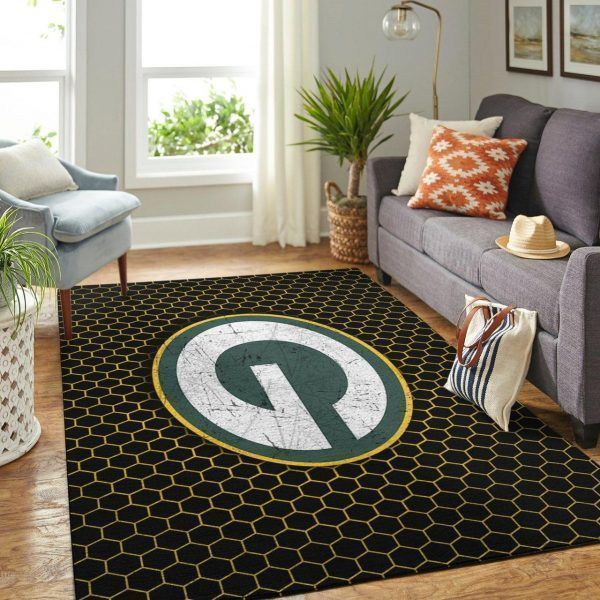 Amazon Green Bay Packers Living Room Area No3128 Rug