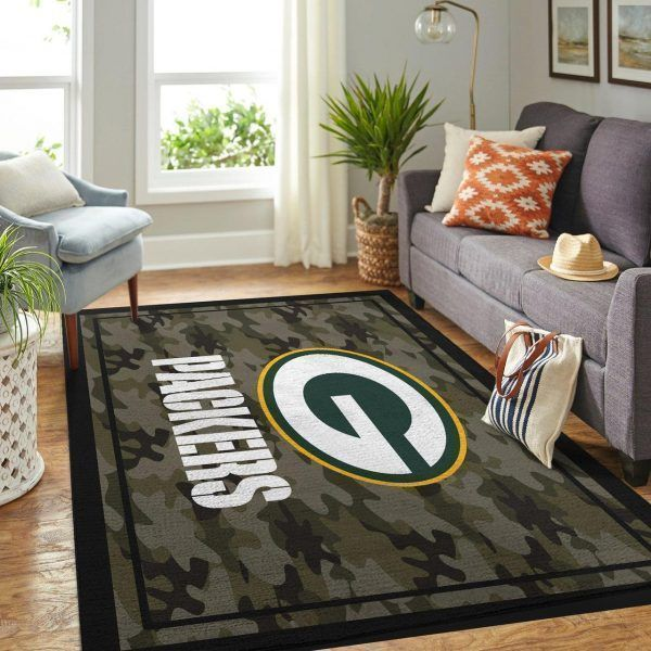 Amazon Green Bay Packers Living Room Area No3131 Rug