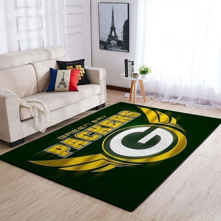 Amazon Green Bay Packers Living Room Area No3134 Rug