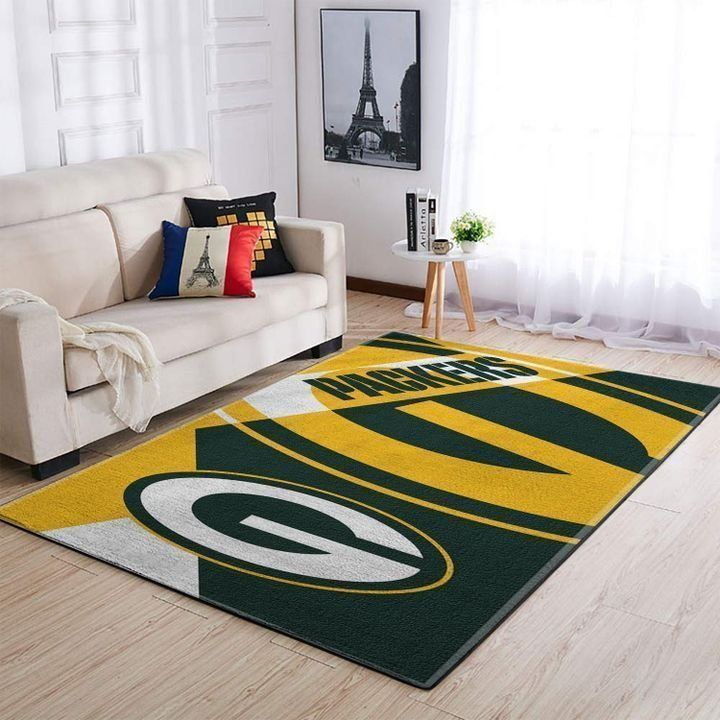 Amazon Green Bay Packers Living Room Area No3137 Rug
