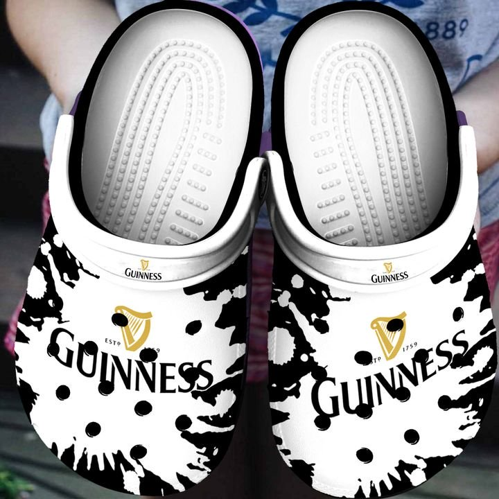 Amazon Guinness Beer Crocs Clog Shoes