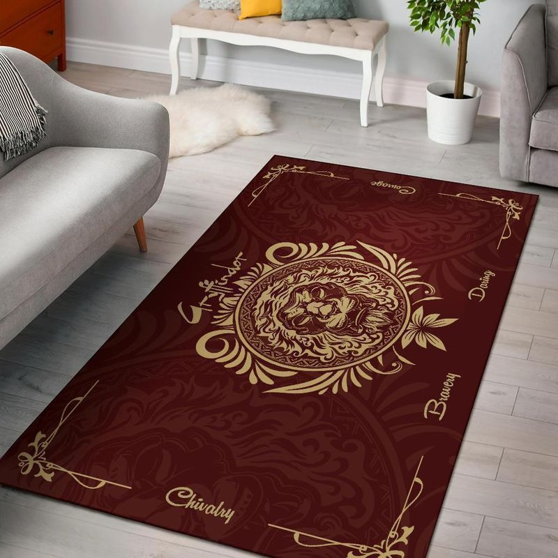 Amazon Harry Potter Living Room Area No6129 Rug