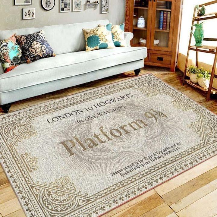 Amazon Harry Potter Living Room Area No6130 Rug