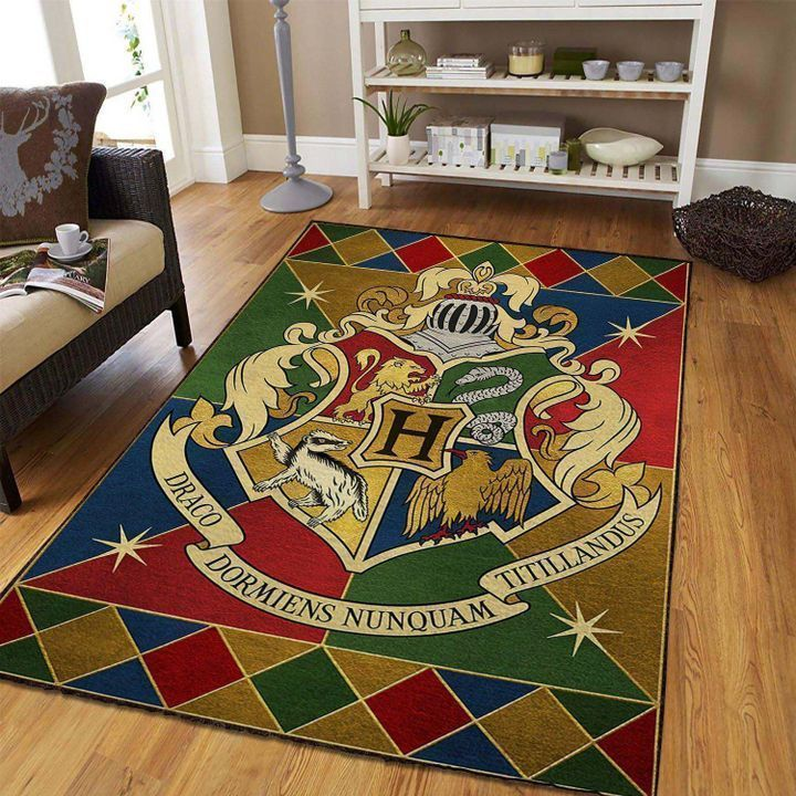 Amazon Harry Potter Living Room Area No6131 Rug