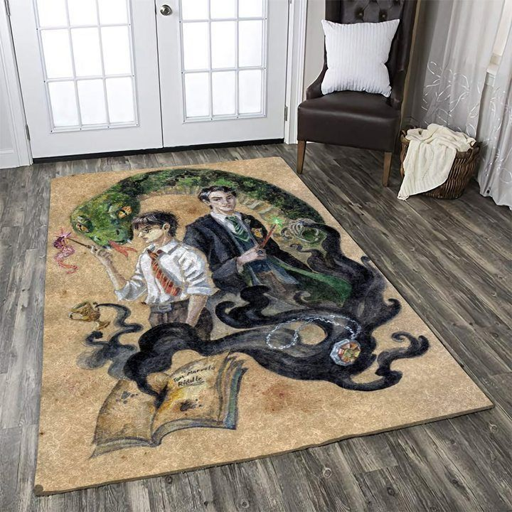 Amazon Harry Potter Living Room Area No6139 Rug