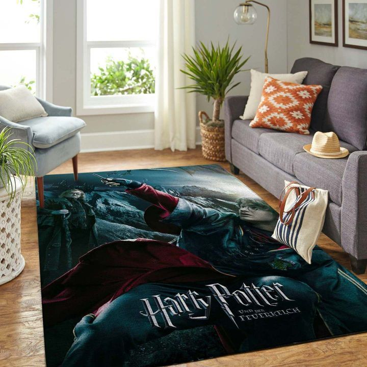 Amazon Harry Potter Living Room Area No6142 Rug