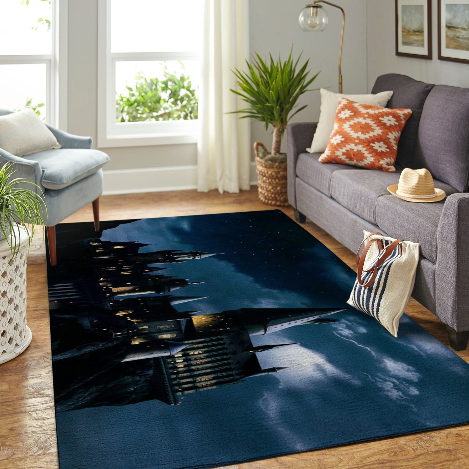 Amazon Harry Potter Living Room Area No6151 Rug