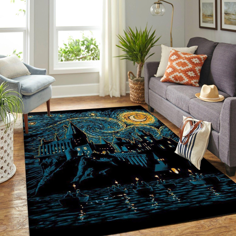 Amazon Harry Potter Living Room Area No6156 Rug