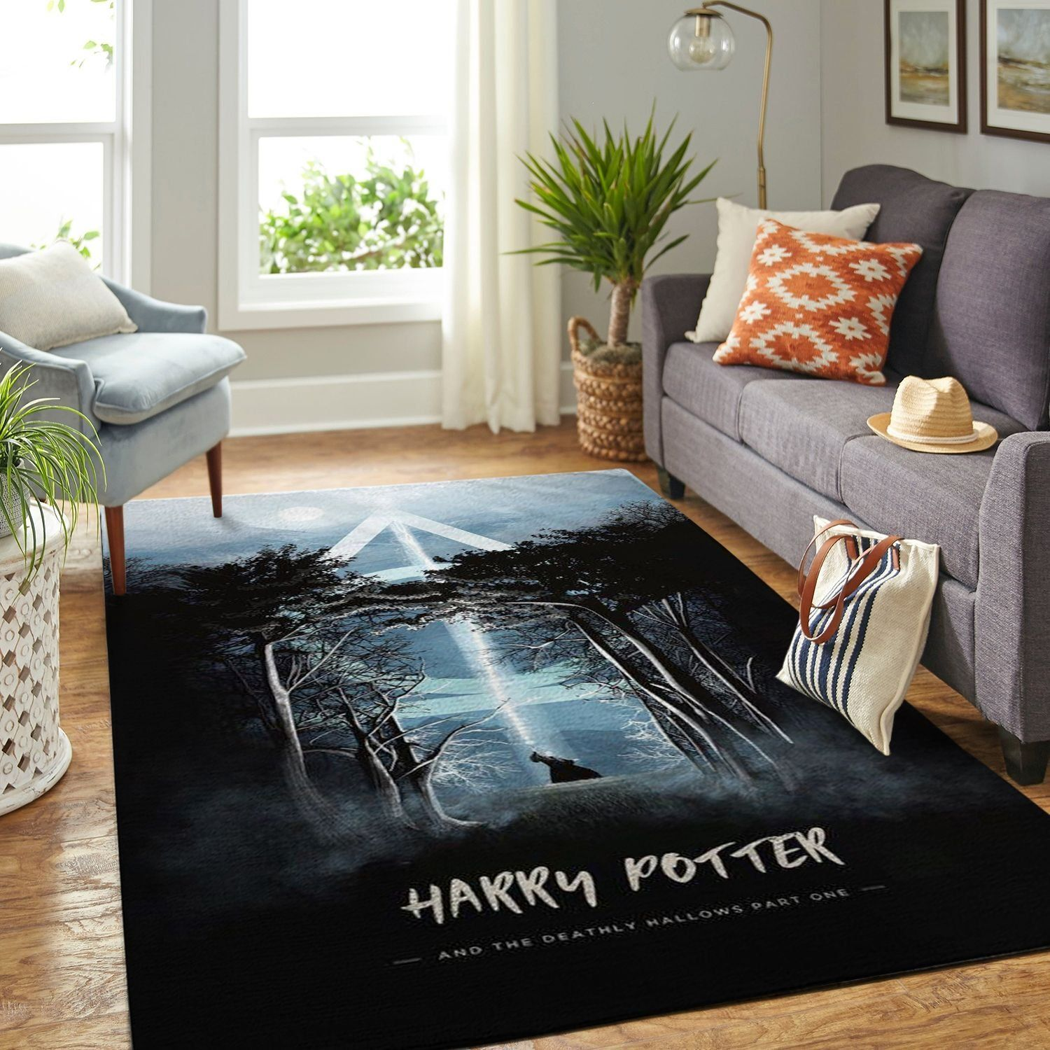 Amazon Harry Potter Living Room Area No6158 Rug
